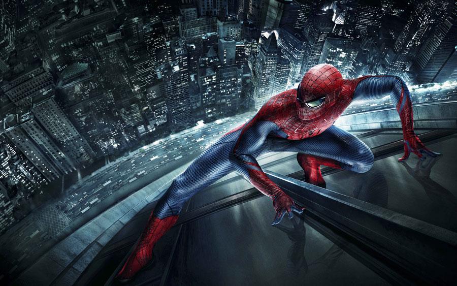 The Amazing Spider-Man 7.5 –Pre-Blast