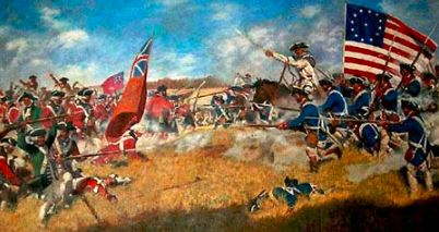 _revolutionary war battle